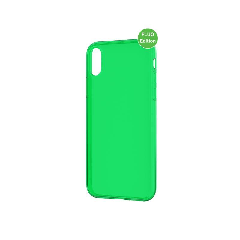 custodia iphone x fluo